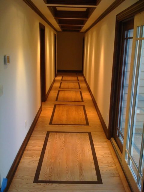 Solid Wood Flooring Borders Decorative And Inlays In Nau Suffolk County Ny