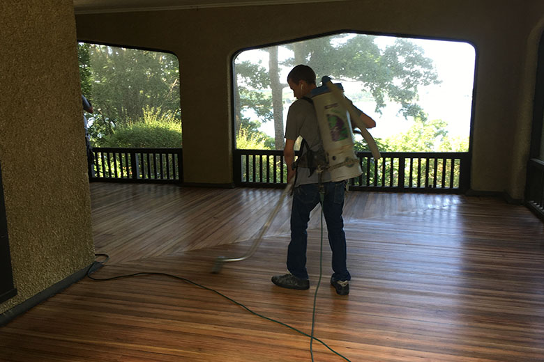 Hardwood Floor Refinishing in Smithtown, Millers Place NY, Stony Brook