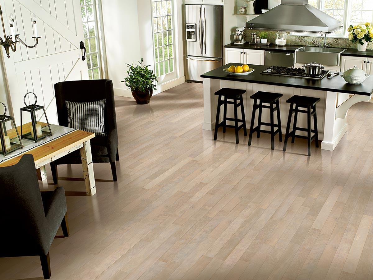 Solid Hardwood Floor Installation Refinishing Bay Shore