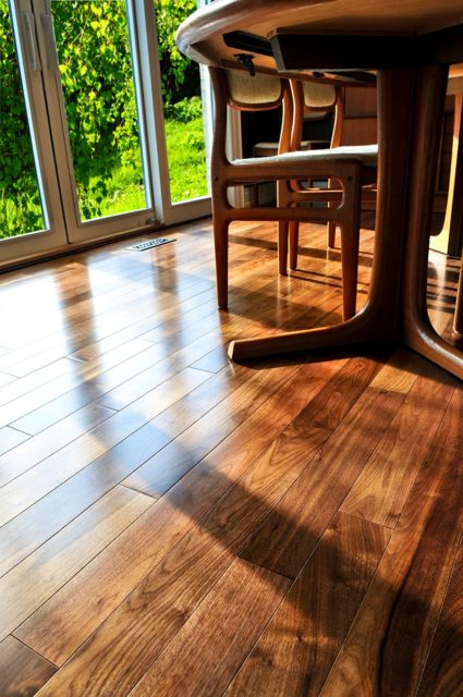 Solid Wood Flooring In East Moriches With Hardwood Floor Installation