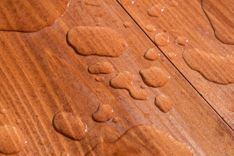 Water-Resistant Laminate Flooring, Waterproof your floors